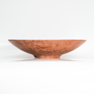 "Custom #103 - 12"" Redwood Burl Bowl"