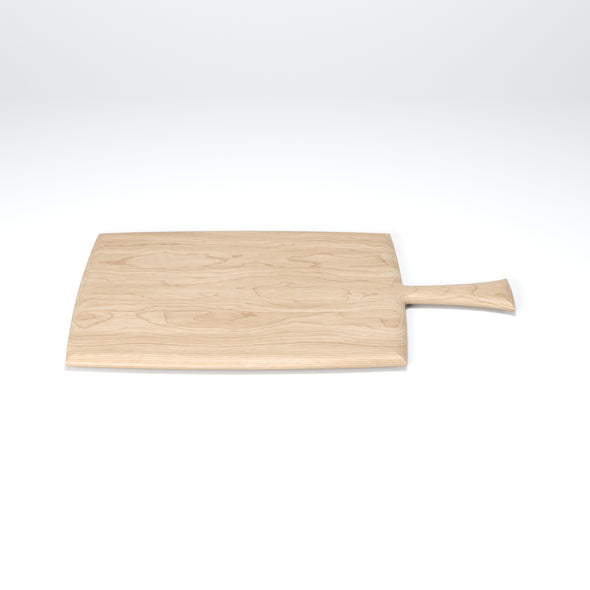 Handled Rectangular Cheese Board