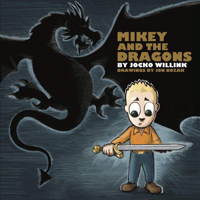 Mikey and The Dragons Book