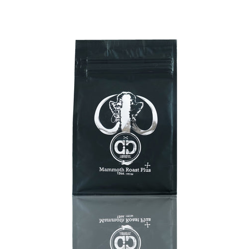 Caveman Coffee Co.- Mammoth Roast Plus (ground coffee with added MCT oil!)