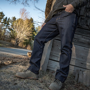 Origin Factory Jeans (made in the USA)