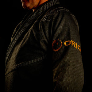 ORIGIN- BLACK COMP DNA ATLETA- GI 2020