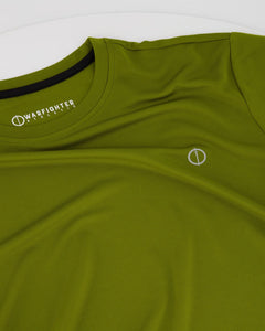 Warfighter Athletic- Warrior Athlete SS TEE- Jungle Green