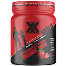 WARRIOR KID: STRAWBERRY PROTEIN DRINK MIX