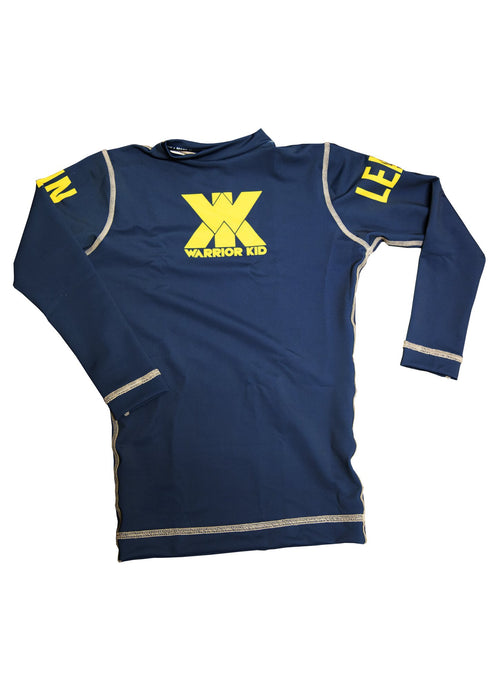 WARRIOR KID RASH GUARD - YOUTH