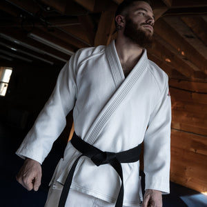 Origin Rift BJJ Gi (White)