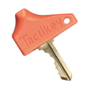 Tactikey™- Key Holder (choice of colours)
