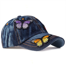 Fashion Butterfly BB Cap