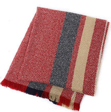 Chrisholm Plaid Scarf