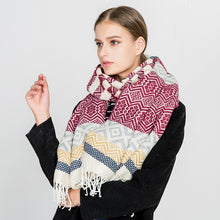 Trinidad Plaid Scarf