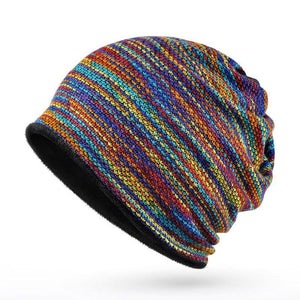 Variegated Stripe Skullie