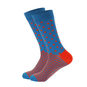 Jazzy Stripe Socks