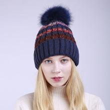 Collegiate Stripe Beanie-Skullie-Skullie Station