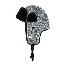 Paisley Lace Trooper Hat-hat-Skullie Station