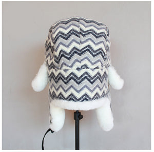 Chevron Trooper Hat (2 Colors)-hat-Skullie Station