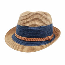 Colorful Trilby Fedora