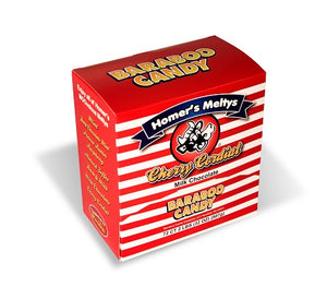 Milk Chocolate Cherry Cordial Melty 72ct Dispenser Box