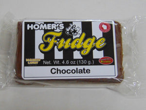 Homer's Chocolate Fudge 3-Pack