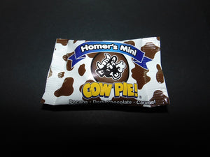 Dark Choc Mini Cow Pies - 8lb Bulk Box