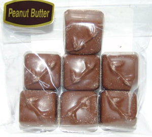 Sugar Free Milk Chocolate Peanut Butter Truffles