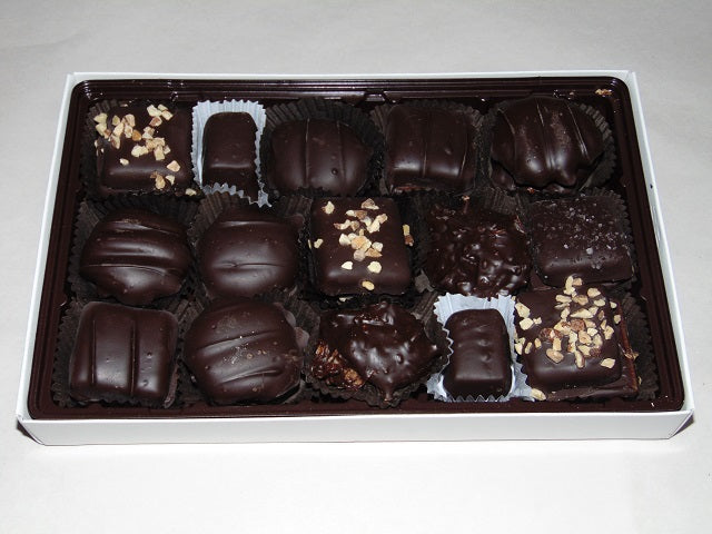 Dark Chocolate Assorted Gift Boxes