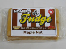 Homer's Maple Nut Fudge 3-Pack