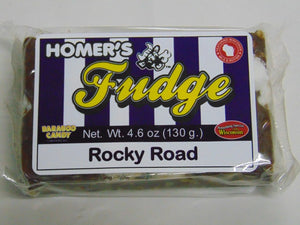 Homer's Rocky Road Fudge 3-Pack