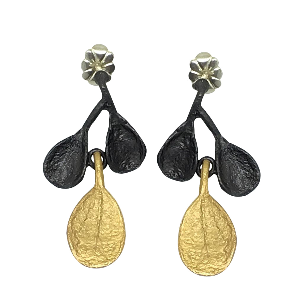 Michael Michaud Retired Bahamian Bay Earrings 3108 GMG Retail Price $56