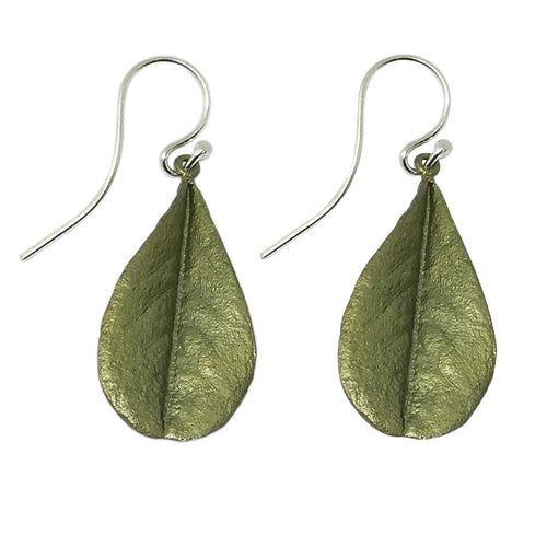Michael Michaud Retired False Indigo Wire Earrings 3151 Retail Price $48