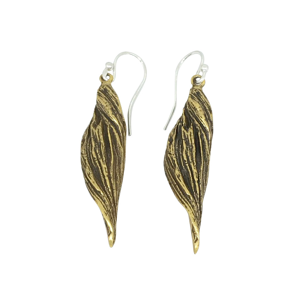 Michael Michaud Retired Indian Summer Wire Earrings 3305 Retail $51