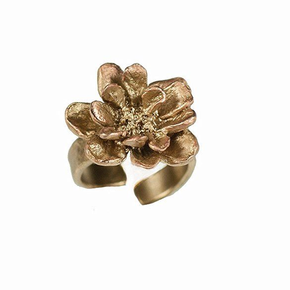 Michael Michaud Desert Rose Adjustable Ring 8402
