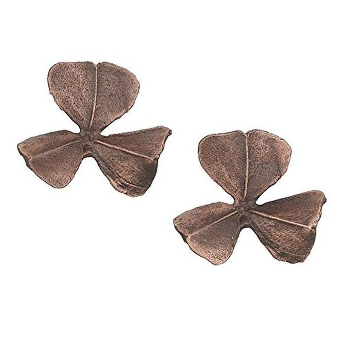Michael Michaud Retired Trinity Grass Post Earrings 3186 AC Retail $42