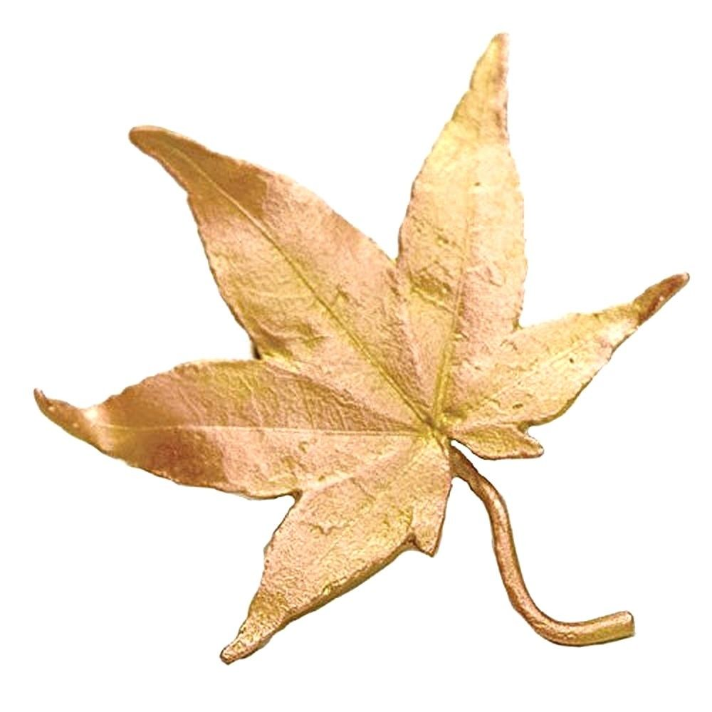 Michael Michaud Silver Seasons Retired Japanese Maple Tack Pin 5842 Retail $52