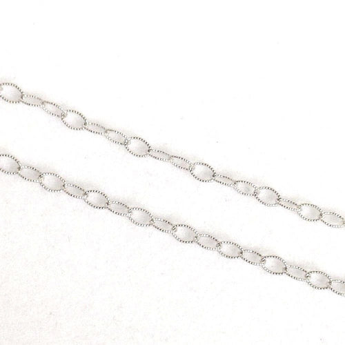 Genuine 14K White Gold Anklet 9 1/2 inches 2.2 grams NWT $300