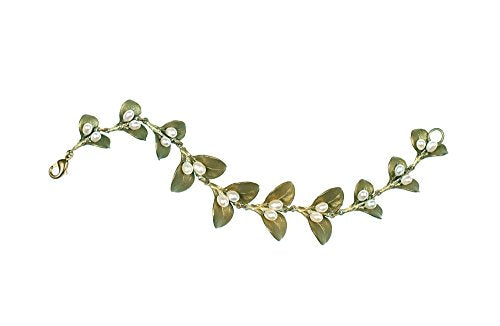 Michael Michaud Retired Boxwood Bracelet 7196 BZ Retail Price $129
