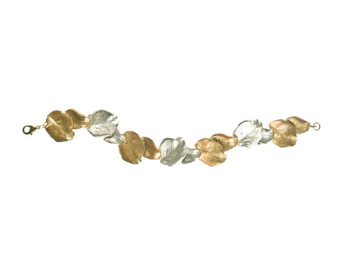 "Michael Michaud Retired ""911 Survivor Tree"" Callery Pear Bracelet 7203 Retail $105"