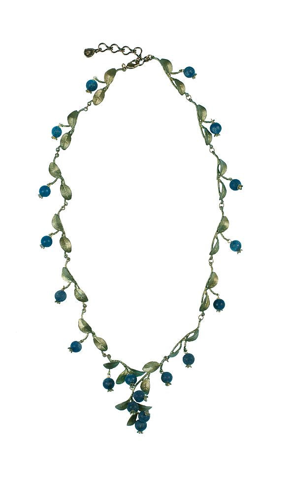 Michael Michaud for Silver Seasons Blueberries Necklace 7772