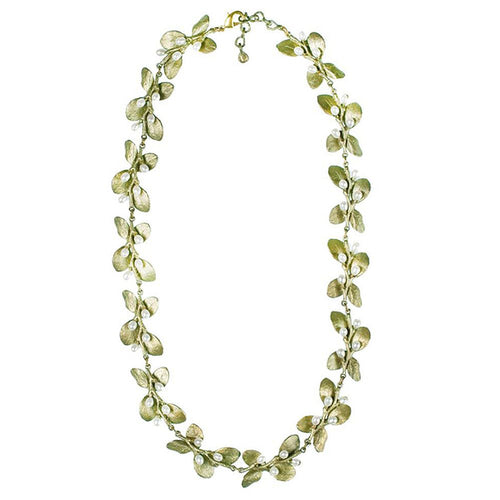 Michael Michaud Retired Irish Thorn Necklace 7946 BZ Retail price $296
