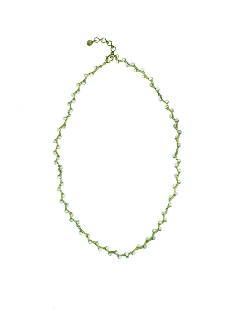 Michael Michaud for Silver Seasons Retired Ume Necklace 8806 Retail price $188