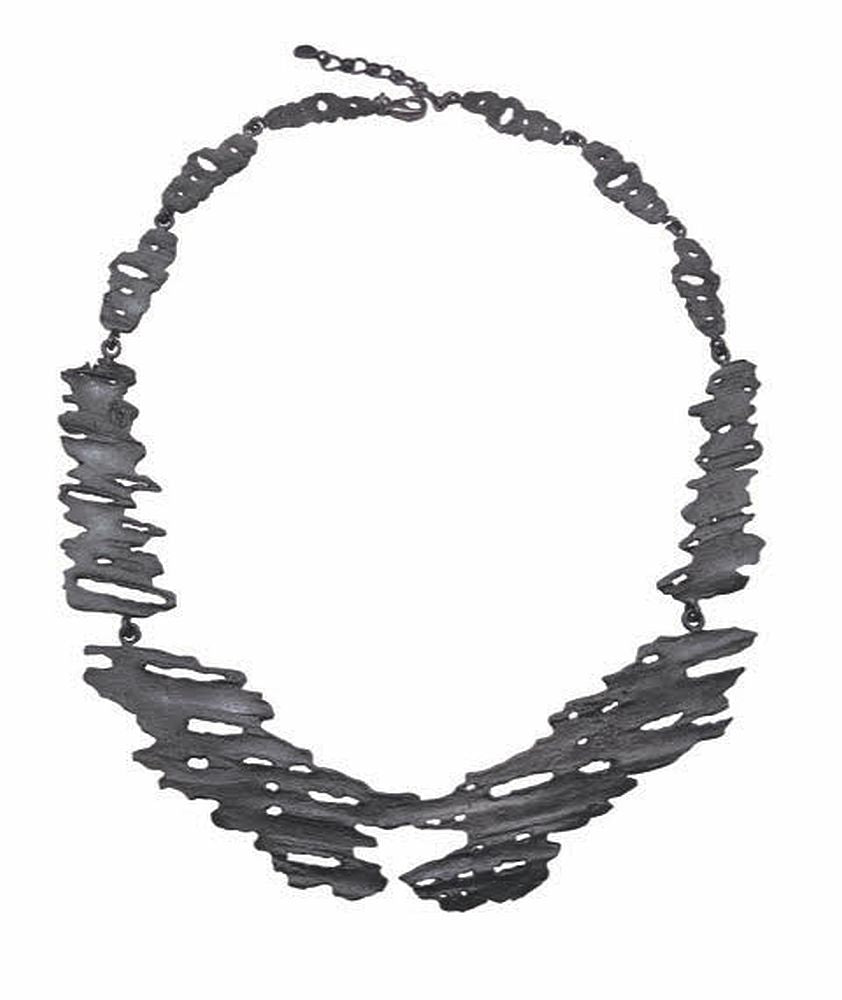 Michael Michaud Retired Birch Bark Necklace 8963 GM Retail price $144