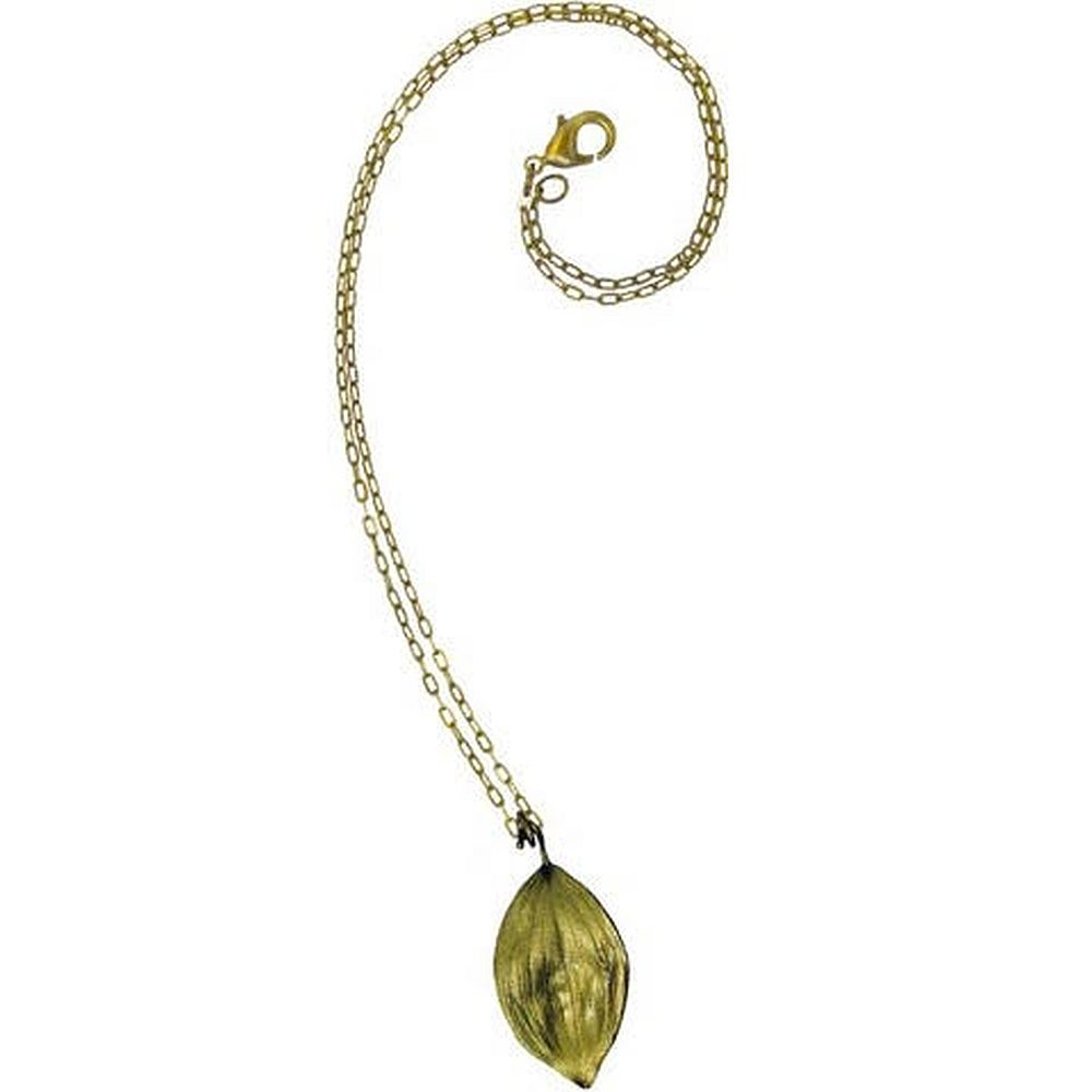 Michael Michaud Retired Solomon's Seal Pendant Necklace 9041 Retail $52