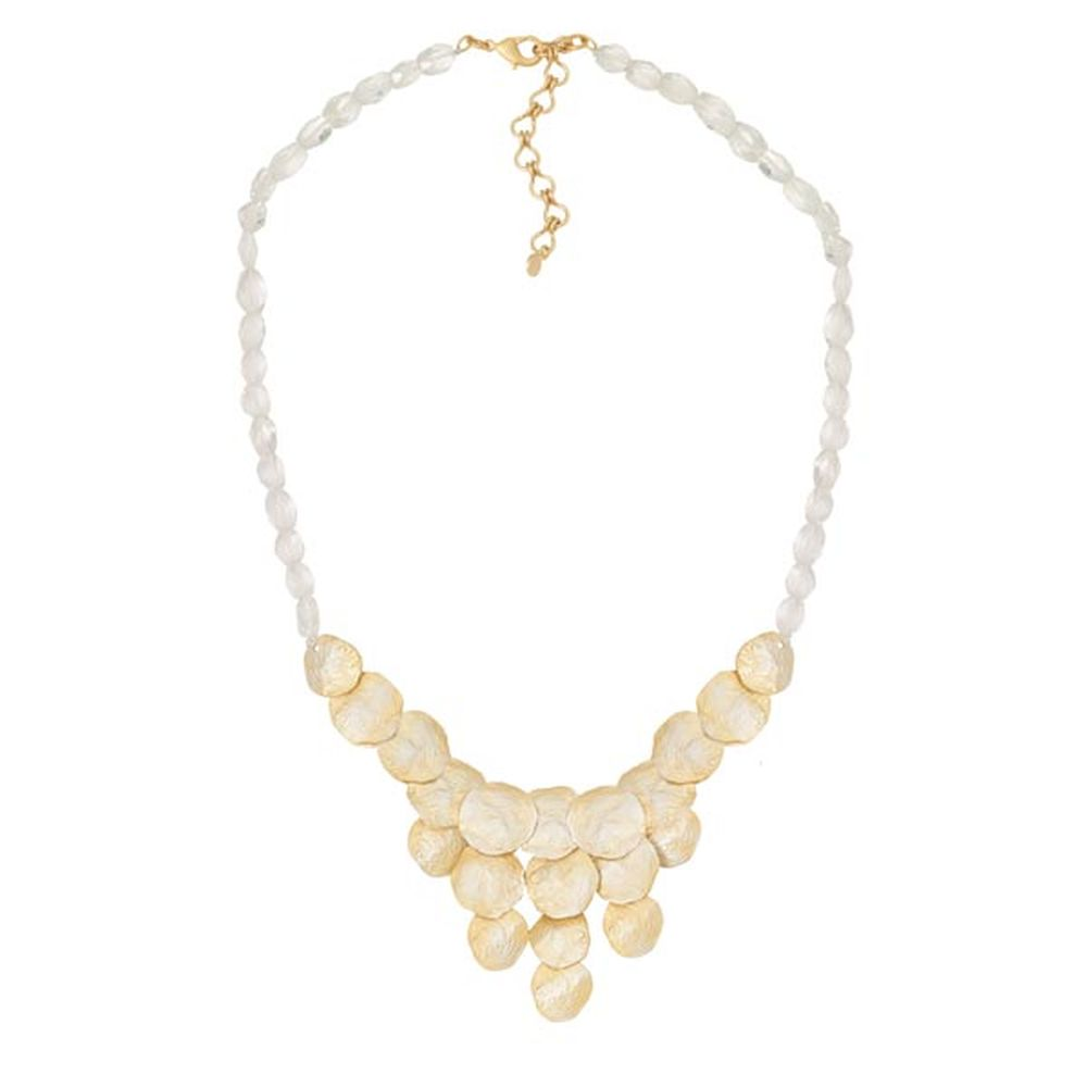 Michael Michaud Retired Petite La Mer Cascading Necklace 9116 Retail $227