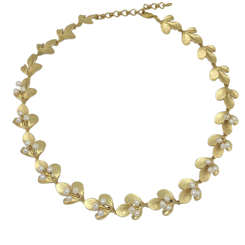 Michael Michaud Retired Barberry Necklace 9124 BZG Retail $204