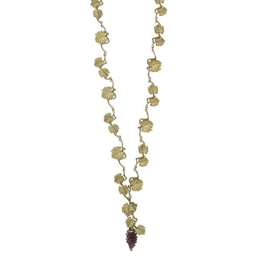 Michael Michaud for Silver Seasons Grapevine Necklace 9137