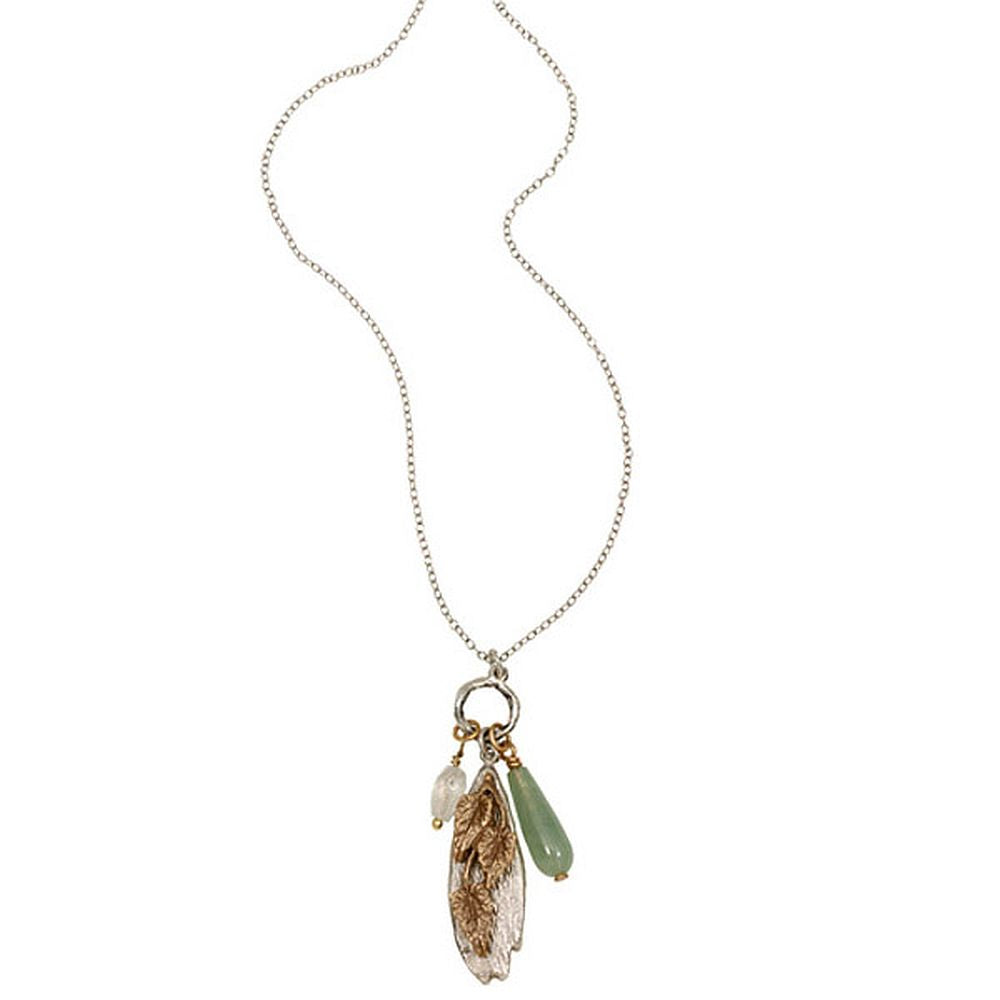 Michael Michaud Second Nature Retired Creeping Ivy Necklace N209 Retail Price $62