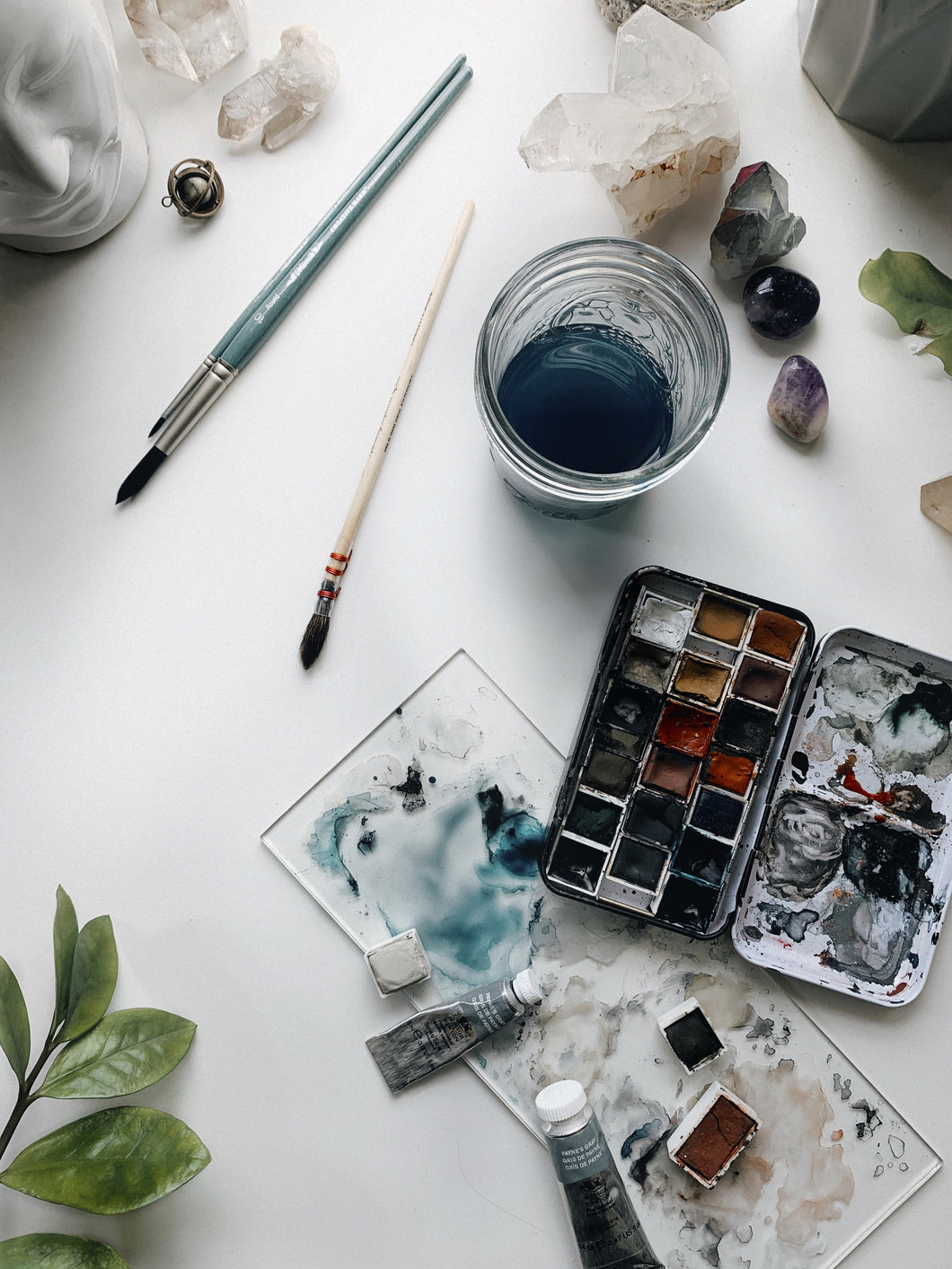 Online Watercolor Workshop (SUMMER 2020)
