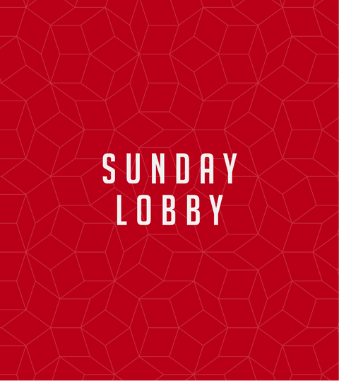 Sunday April - September - Lobby