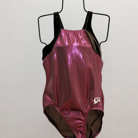 Pink & Brown Leotard