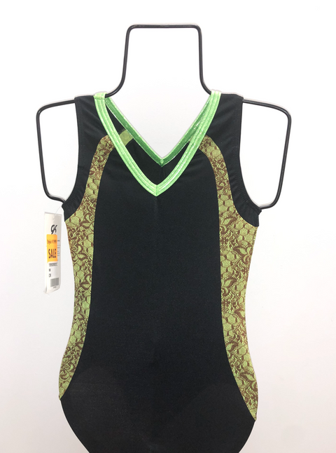 Snake Striped Leotard