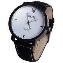 Simple Luxury Quartz Casual Leather Watch - shopoile